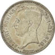 Belgique, 20 Francs, 20 Frank, 1934, TB, Argent, KM:104.1 - 1909-1934: Albert I