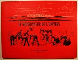 Le MOISSONNEUR De L'UNIVERS. Livre, Planches, Illustrations Tracteurs Mc.Cormick. - Books, Magazines, Comics