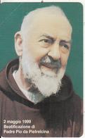 VATICAN - Beatificazione Di Padre Pio Da Pietrelcina(60), Tirage 66000, Exp.date 01/05/99, Mint - Vatican