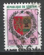 Senegal 1971. Scott #336A (U) Senegal Arms * - Sénégal (1960-...)