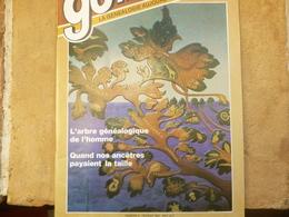 France - Revue Magazine - Gé Magazine La Généalogie Aujourd'hui - N° 4 - Février 1983 - L'arbre Généalogique - Books, Magazines, Comics