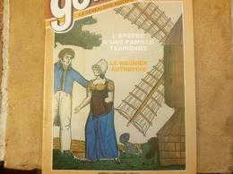 France - Revue Magazine - Gé Magazine La Généalogie Aujourd'hui - N° 3 - Janvier 1983 - Famille Terrienne / Meunier - Books, Magazines, Comics