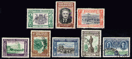 SOUTHERN RHODESIA 1940 - Set Used (1/2 Damaged) - Zuid-Rhodesië (...-1964)