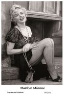 MARILYN MONROE - Film Star Pin Up PHOTO POSTCARD - 201-532 Swiftsure Postcard - Unclassified