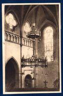 57. Montigny-les-Metz. Intérieur De L'église. Un Des Grands Lustres En Fer Forgé. 1936 - Frankrijk