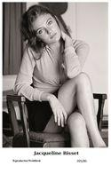 JACQUELINE BISSET - Film Star Pin Up PHOTO POSTCARD - 205-85 Swiftsure Postcard - Unclassified