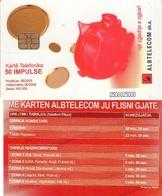 TARJETA TELEFONICA DE ALBANIA. 06-2005 (001) - Albania