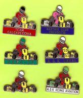 6 Pin's Kart - #1004 - Unclassified