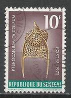 Senegal 1972. Scott #376 (U) Marine Life, Pterocanium Tricolpum * - Sénégal (1960-...)