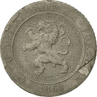 Belgique, Leopold I, 5 Centimes, 1863, B, Copper-nickel, KM:21 - 1831-1865: Léopold I.