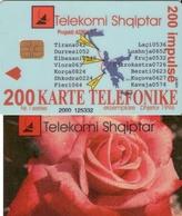 TARJETA TELEFONICA DE ALBANIA. 06.97 (013) - Albania