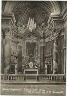 X1388 Monte Argentario (Grosseto) - Interno Della Chiesa Del Convento Dei PP Passionisti / Non Viaggiata - Italia