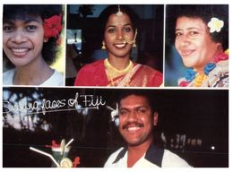 (500) Smiling Faces Of Fiji - Fidji