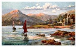 13376   Tuck's No. 7432    Sunnyside Of Ireland - Tuck, Raphael