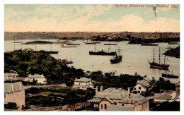 13585 Sydney Harbor  From Neutral Bay - Sydney