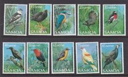 Samoa SG 778-799 1988 Birds,mint Never Hinged - Samoa