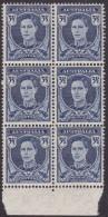 AUSTRALIA 1942 George VI Sg 207 Mint Never Hinged - Nuovi