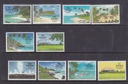 Samoa SG 937-946 1995 Scenic Views,mint Never Hinged - Samoa