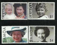 Samoa SG 2006  80th Birthday Queen Elizabeth MNH - Samoa