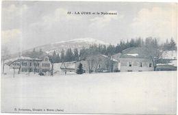 DEPT 39 - LA CURE Et Le Noirmont - LYO87/ROUI - - Andere Gemeenten