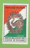 Franchise Militaire 1967 République Côte D'Ivoire N° 1** Lot 326 - Ivory Coast (1960-...)