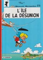 Benoit Brisefer Tome 9 : L'ile De La Desunion    Edit:  2003 ( TTB état 360 GR) - Benoît Brisefer