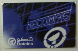 BAHRAIN - GPT - MECOM 95 - 30BAHA - Shallow Notch - 2000ex - Mint Blister - Bahrain