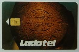 Mexico - GPT Test / Trial - 10 000 Pesos - Calendario Azteca - Ladatel - Mint - Mexico