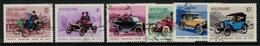 Nouvelle Zélande // New Zealand // 1972 // 13ème Rallye Des Vieux Tacots Série Oblitérée Y&T 556-561 - Oblitérés
