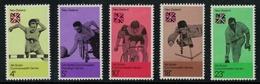Nouvelle Zélande // New Zealand // 1974 // Sport Série ** Y&T 603-607 - Nouvelle-Zélande