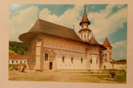 ROMANIA-MANASTIREA PUTNA - Rumania