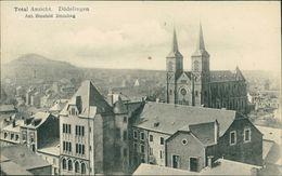 AK Düdelingen, Total Anzicht. Ant. Binsfeld Düdeling, Um 1910 (29908) - Dudelange