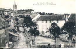 N°282 A - Cpa St Chély D'Apcher -la Gendarmerie- - Police - Gendarmerie
