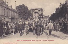(39)   TROYES - Fêtes De La Bonneterie (1925) - Troyes