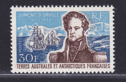 TAAF N°   25 ** MNH Neuf Sans Charnière, TB (D6296) Dumont D'Urville, Bateaux - French Southern And Antarctic Territories (TAAF)