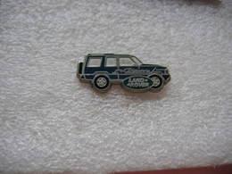 Pin's D'un Discovery De Chez Land Rover - Badges