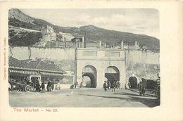GIBRALTAR - The Market N°22. - Gibraltar