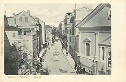 GIBRALTAR - Church Street. - Gibraltar