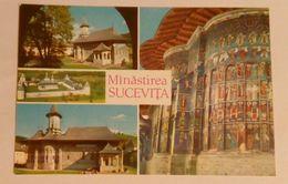 ROMANIA-MANASTIREA SUCEVITA - Rumania