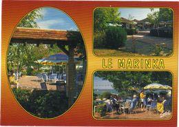 Mesnil Saint Père(Aube).Lac De La Foret D'Orient.Le Marinka - Hotels & Gaststätten