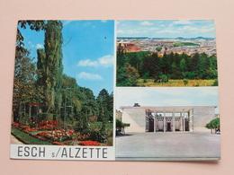 ESCH S/ ALZETTE ( Kraus - 182 ) Anno 1962 ( Zie Foto Details ) ! - Esch-Alzette