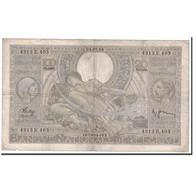 Billet, Belgique, 100 Francs-20 Belgas, 1938, 1938-07-02, KM:107, TB - [ 2] 1831-... : Belgian Kingdom