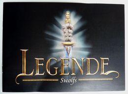 DOSSIER DE PRESSE LIVRET SOLEIL LEGENDE SWOLFS 2003 - Livres, BD, Revues