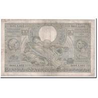 Billet, Belgique, 100 Francs-20 Belgas, 1939, 1939-01-28, KM:107, TB - [ 2] 1831-... : Belgian Kingdom