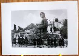 13/15 NANTES LE RETOUR DU GEANT JUILLET 1998 ROYAL DE LUXE LE SIECLE EN 15 IMAGES SCAN R/V - Ohne Zuordnung