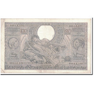 Billet, Belgique, 100 Francs-20 Belgas, 1939, 1939-03-23, KM:107, TTB+ - [ 2] 1831-... : Regno Del Belgio