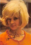 SYLVIE VARTAN -DEDICACE- - Autographes