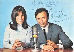 MAURICE BIRAUD ET ANNE PEREZ -DEDICACE- - Autographes