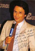 MICHEL DRUCKER -DEDICACE- - Autographes