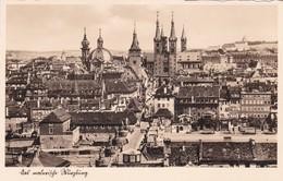 CARTOLINA - POSTCARD - GERMANIA - BAYER WERZBURG - Wuerzburg